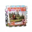 Tappetino puzzle Masha e Orso 6 pezzi