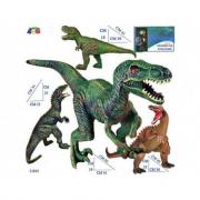 Dinosauro in gomma