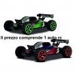 Buggy radiocomandato racing 4x4 1/18