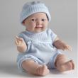 Bambola Lucas 36 cm. vestitino azzurro pastello Berenguer