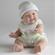 Bambola Lila 36 cm. vestitino colori pastello Berenguer