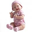 Bambola La New Born Girl 38 cm. Berenguer