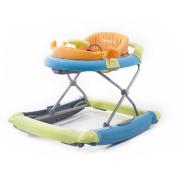 Girello Cars II arancio/blu/verde Babyzone