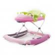 Girello Cars II rosa/verde Babyzone