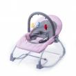 Babyzone Sdraietta happy con arco giochi rosa