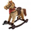 Cavallo a dondolo berlin con ruote