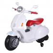 Moto summer bianco 6V