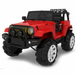 Off road jeep cavalcabile radiocomandata 12V