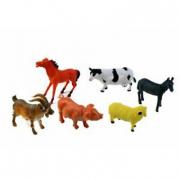 Busta animali fattoria