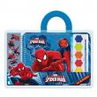 Spiderman set acquerelli
