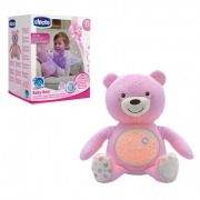 Orso rosa proiettore first dreams