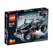 8066 Lego Technic 4x4 6-12 anni