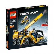 8067 Lego Technic Mini Gru Mobile 9-16 anni