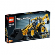 8069 Lego Technic Scavatrice 10-16 anni