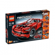 8070 Lego Technic Supercar 11-16 anni