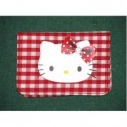 Porta carte Red Hello Kitty