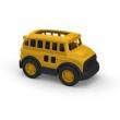 Scuolabus giallo in plastica riciclata