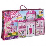 MegaBloks Barbie La Favolosa Villa di Barbie 4+
