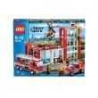 """60004 Lego City """"Caserma dei Pompieri"""" 6-12 anni"""