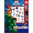 Marvel Super Heroes Con magneti 3D