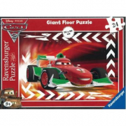 "Puzzle Maxi ""Cars 2 - Francesco"" 24 pezzi"
