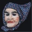 Maschera vecchia strega