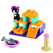 41018 Lego Friends - Il Parco Giochi del Gatto  5-12 anni