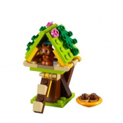 41017 Lego Friends - La Casa sull'Albero dello Scoiattolo  5-12