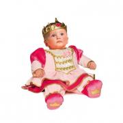 Costume Piccola Principessa 3/6 mesi