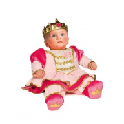 Costume Piccola Principessa 6/9 mesi
