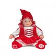Costume Cappuccetto Rosso 0/3 mesi