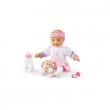 Bambola completo gonna rosa cm. 30 Trudi