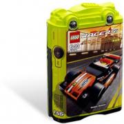 8304 Lego Racers Tiny Turbos Auto sportiva 6-10 anni