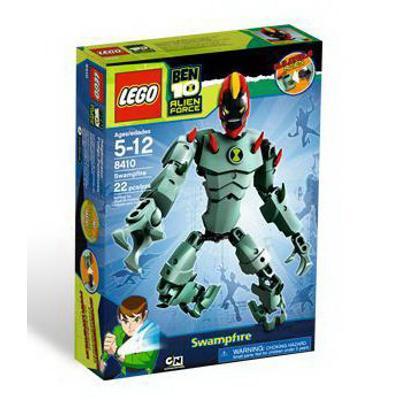8410 Lego Ben Ten Fangofiammante +5 anni