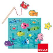Puzzle pesca magnetico Goula