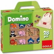 Domino in legno Zoo Goula