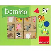 Domino in legno Fattoria Goula