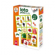 Loto Photo Fruits Puzzle
