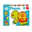 Puzzle Form baby tartaruga