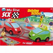 Pista auto driving school