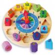Orologio educativo in legno