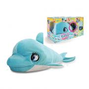 Blu blu delfino elettronico 45cm