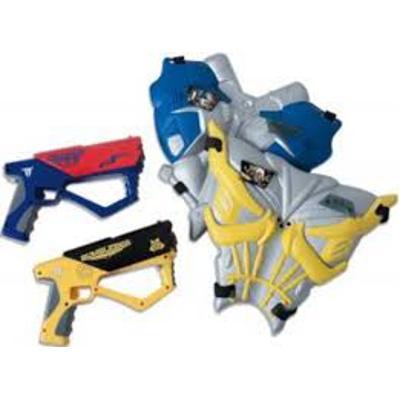 Transformer Mega Laser Set 2 pistole e 2 corazze