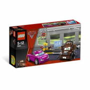 8424 Lego Cars - Carl Attrezzi - versione Spia 5-12 anni