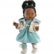 Bambola nera 28 cm.