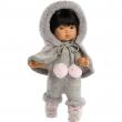 Bambola eschimese 28 cm.