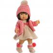 Bambola asiatica 28 cm.