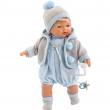 Bambola Roberto 33cm cm con ciuccio e voce