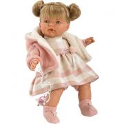 Bambola Lucia 38 cm con ciuccio