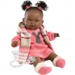 Bambola Diara 38 cm con ciuccio